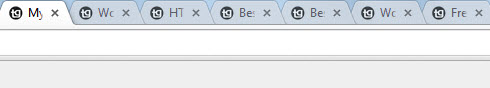 How to Open Accidently Closed tab in Your Browser
