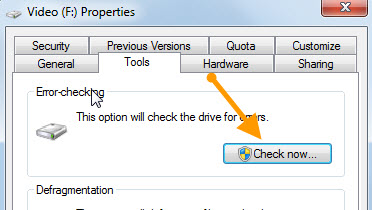 How to Stop Check Disk on Windows Startup