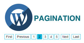How to add custom pagination to WordPress