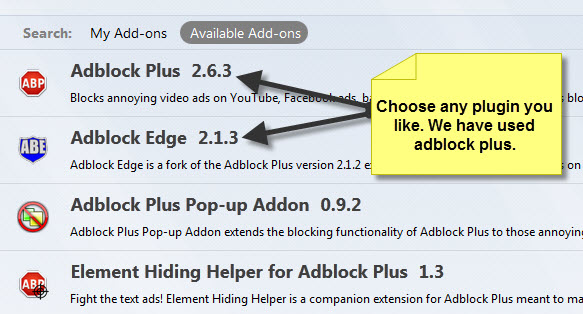 Tips to Get Rid of Irritating Ads in Firefox