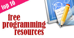 Top 10 Sites for Programmer to Get Free Tutorials and Resources