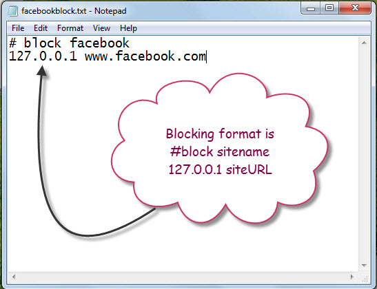 How to Block a Website Without Using Software