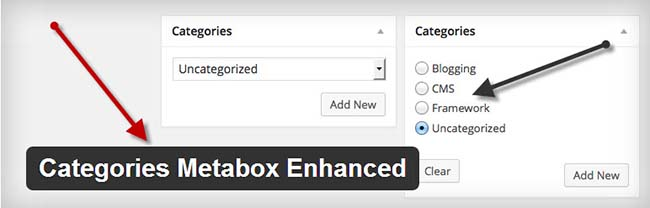 Plugin to Limit One Category Per Post in WordPress