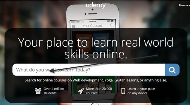 Udemy: Top Site for Online WordPress Training