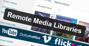 How to Add Remote Media Library in WordPress