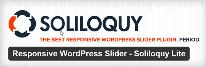 Top Free Responsive WordPress Slider Plugin