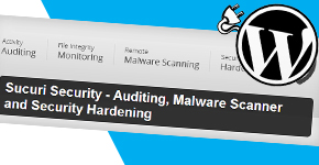 Free WordPress Malware Scanner Plugin-Sucuri Security