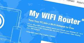 Make Your PC Hotspot and Share Your WiFi-Connentify Alternative