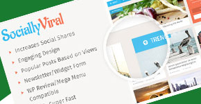 Best Viral Nova Clone WordPress Themes at Lowest Price