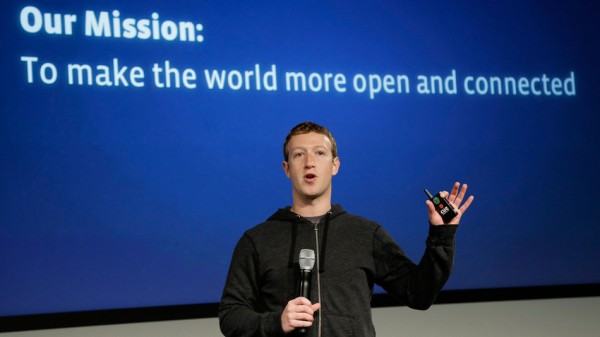 Facebook Wants to Bring Free Web Access to 100 Countries by End of 2015