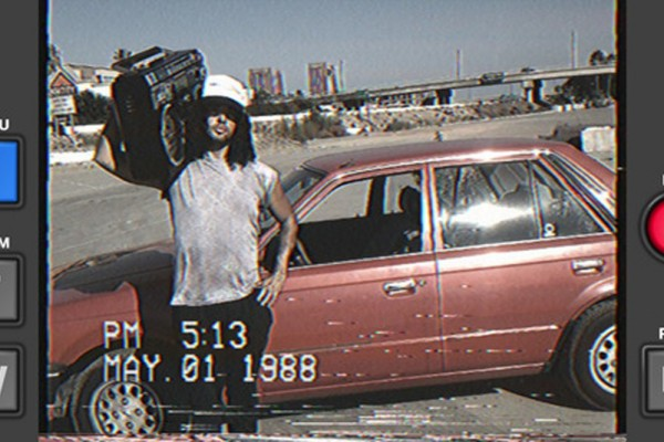 Shoot Crappy Video (on purpose) with New VHS Camcorder App